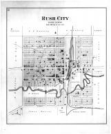 Rush City, Chisago County 1888